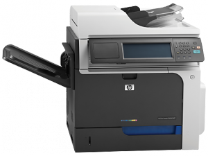 HP Color LaserJet Enterprise CM4540 MFP yazici