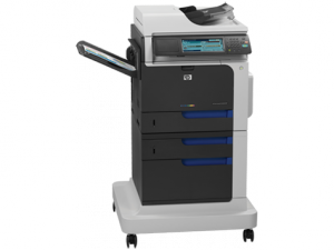 HP Color LaserJet Enterprise CM4540f-MFP ve servis