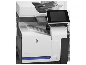 HP LaserJet Enterprise 500 renkli MFP-M575f