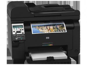 HP LaserJet Pro 100 renkli MFP-M175a