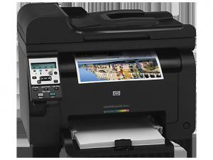 HP LaserJet Pro 100 renkli MFP-M175nw