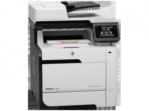 HP LaserJet Pro 400 renkli MFP-M475dw