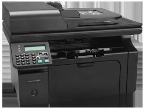HP LaserJet Pro-M1212nf Çok İşlevli Yazıcı ve servis