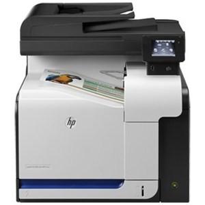 HP LaserJet Pro 500 renkli MFP M570dn yazıcı ve teknik servisi